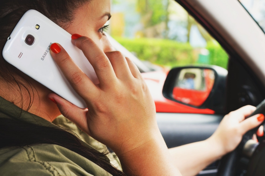 Phoning Whilst Driving - Company Responsibilities